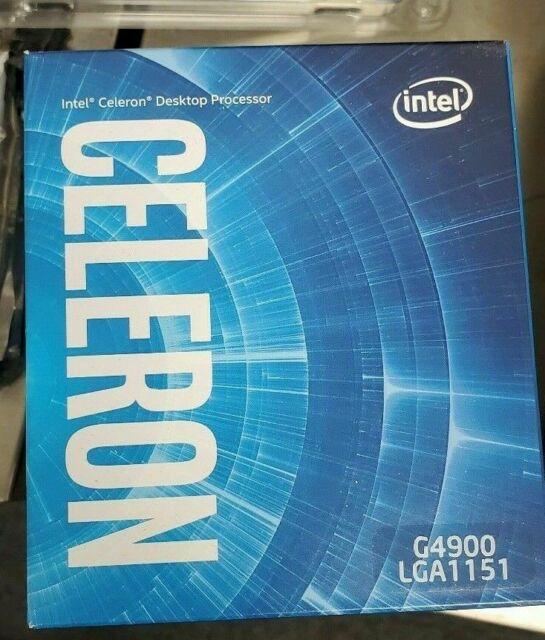 Bộ vi xử lý CPU Intel Celeron G4900 Coffee Lake1151-V2 tin hoc dai viet 2