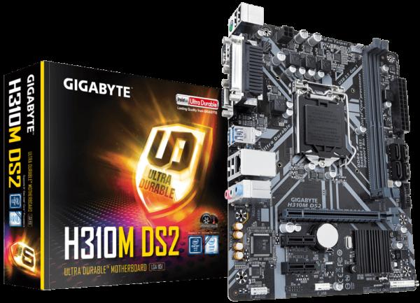 Mainboard Gigabyte H310M-DS2 Tin học đại việt
