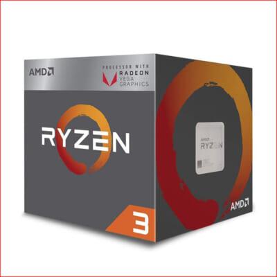 AMD Ryzen 3 Box
