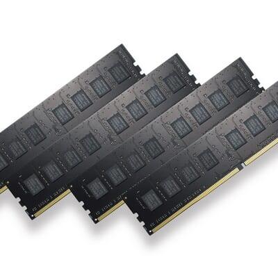 Bộ nhớ DDR4 G.Skill 4G (2400) F4-2400C17S-4GNX Tin học Đại Việt