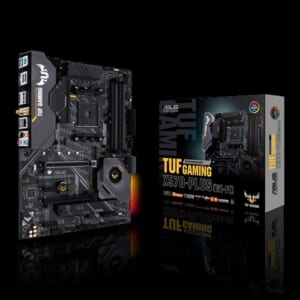 Mainboard ASUS TUF GAMING X570-PLUS (WI-FI) Socket AM4 for Ryzen Tin học Đại Việt