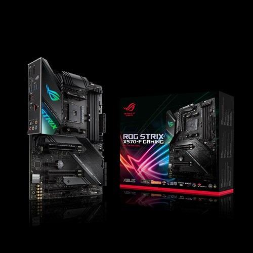 Mainboard ASUS X570 ROG Strix X570 F Gaming AM4 for Ryzen Tin học đại việt 2
