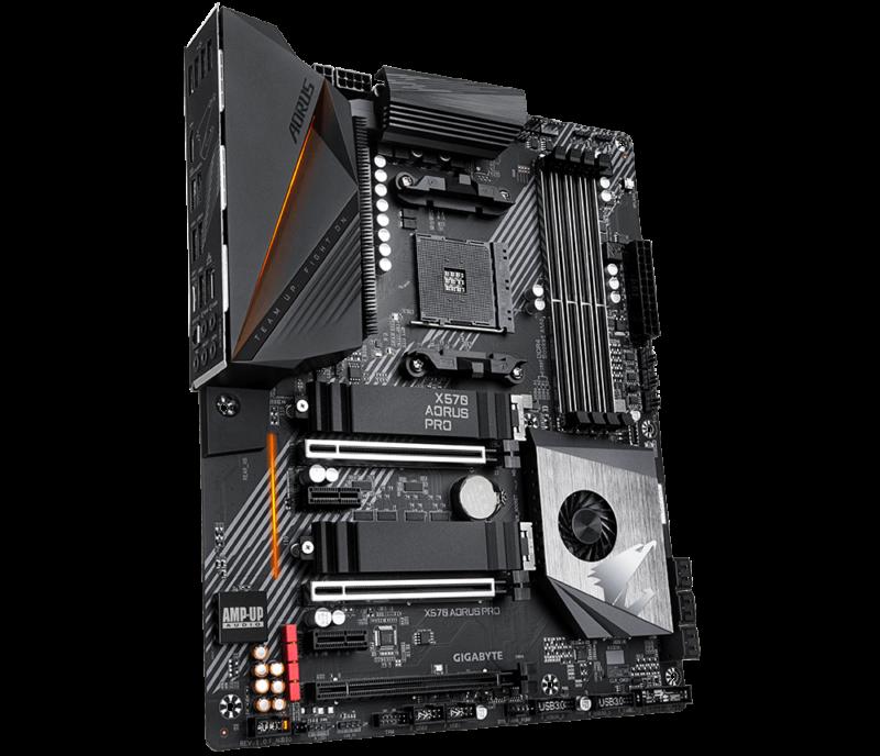 Mainboard Gigabyte X570 AORUS Pro AM4 For Ryzen Tin học Đại Việt 3