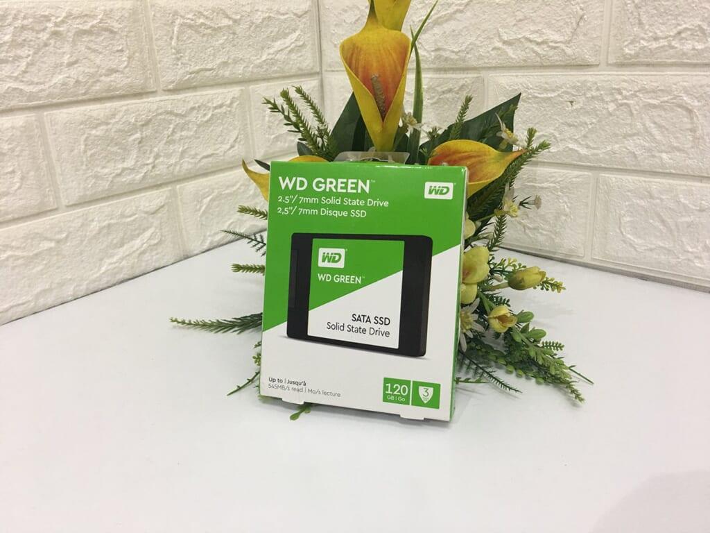 SSD Western Digital 240 GB Green Tin hoc Dai Viet 2