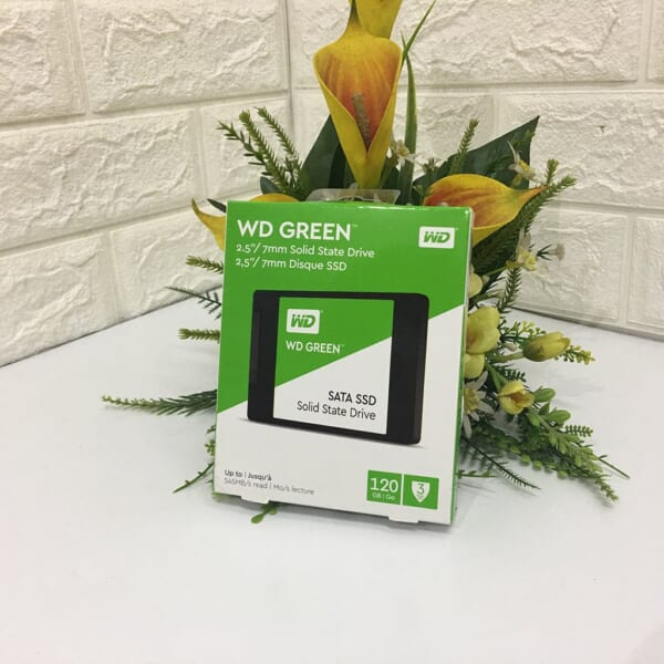 SSD Western Digital 240 GB Green Tin hoc Dai Viet 2