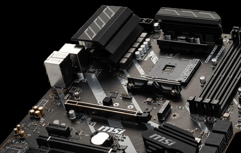 Mainboard MSI X570 A Pro Socket AM4 AMD PCIe 4.0 Tin hoc Dai Viet 2