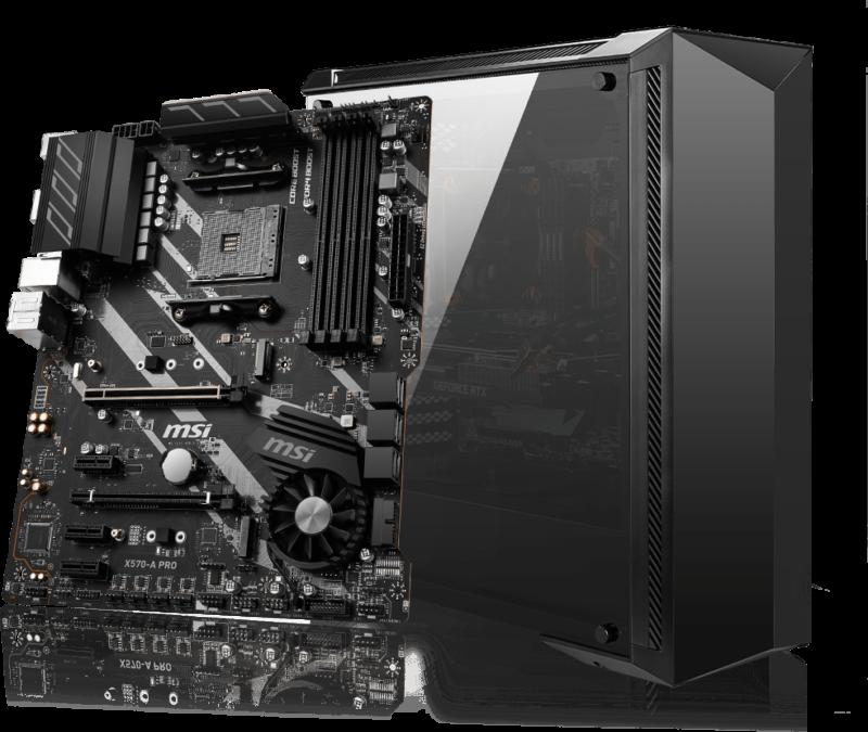 Mainboard MSI X570 A Pro Socket AM4 AMD PCIe 4.0 Tin hoc Dai Viet 3