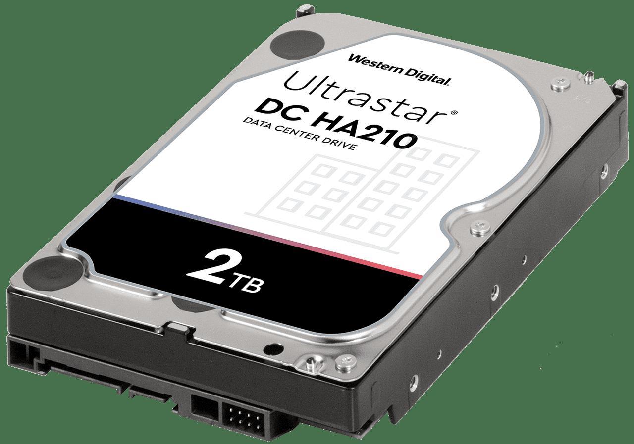 Western Digital Ultrastar DC HA210 2TB Tin học Đại Việt