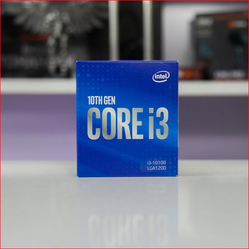 intel thế hệ 10 core i3 10100