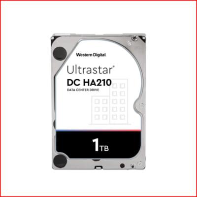 Ổ cứng 1TB Western Digital Ultrastar DC HA210 Server DataCenter Tin Hoc Dai Viet