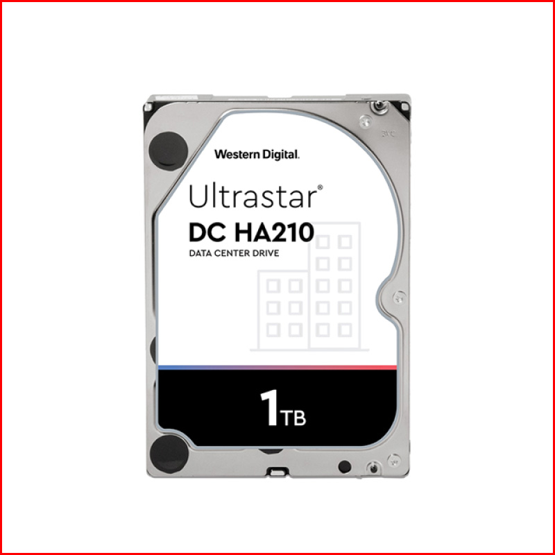 Ổ cứng 1TB Western Digital Ultrastar DC HA210 Server DataCenter Tin Hoc Dai Viet
