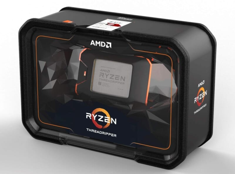 ADM Ryzen ThreadRipper 2990WX Tin học Đại Việt