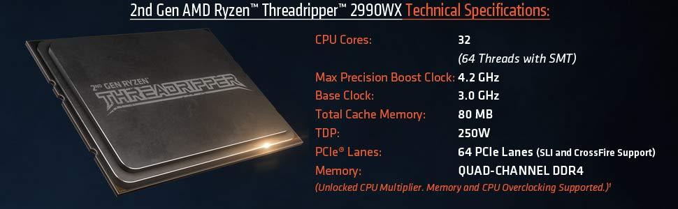 ADM Ryzen ThreadRipper 2990WX tính năng Tin học Đại Việt 3