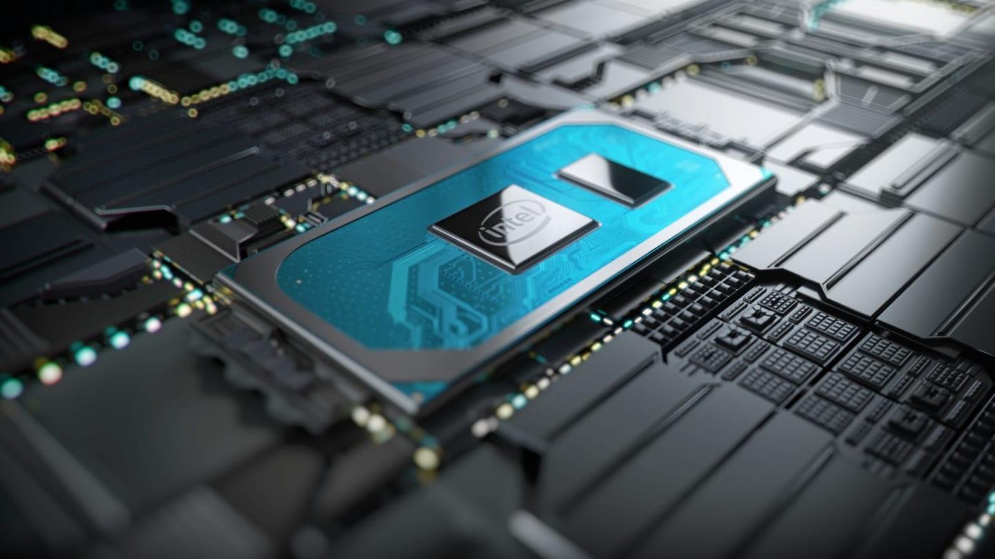 Intel CPU wallpaper hinh nen Tin hoc Dai Viet