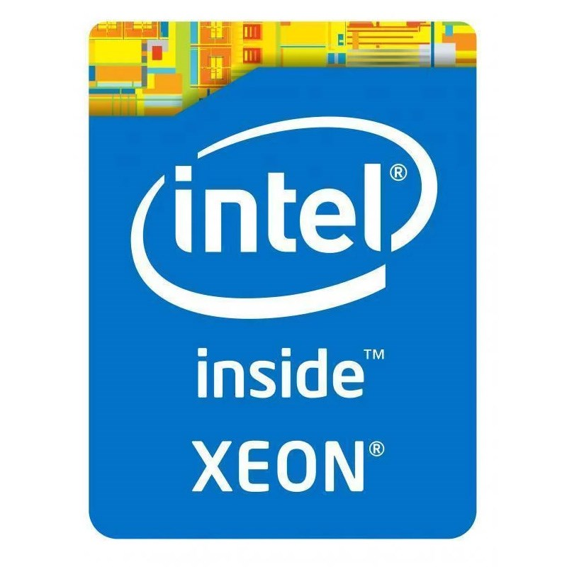 Intel Xeon inside Tin học Đại Việt