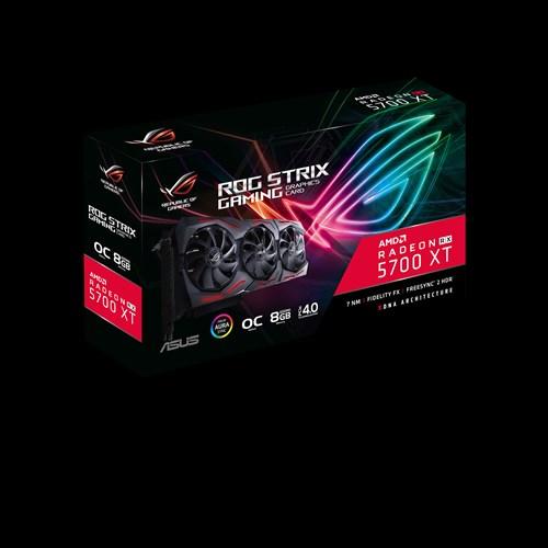 VGA AMD ASUS ROG Strix Radeon RX 5700 XT OC Edition 8GB GDDR6 2