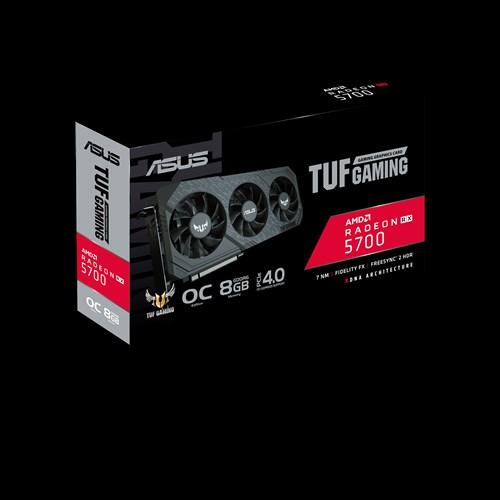 VGA AMD ASUS TUF Gaming X3 Radeon™ RX 5700 OC edition 8GB GDDR6 Tin hoc Dai Viet 1