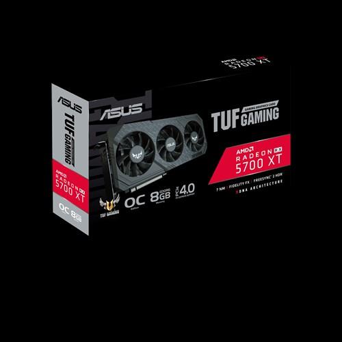 VGA AMD ASUS TUF Gaming X3 Radeon™ RX 5700 XT OC edition 8GB GDDR6 Tin hoc Dai Viet 1