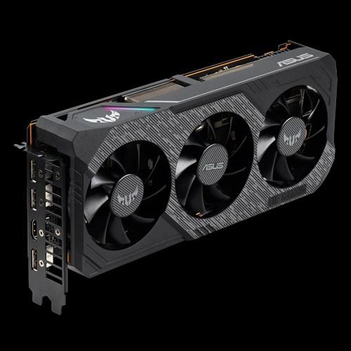 VGA AMD ASUS TUF Gaming X3 Radeon™ RX 5700 XT OC edition 8GB GDDR6 Tin hoc Dai Viet 2