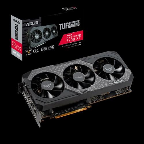 VGA AMD ASUS TUF Gaming X3 Radeon™ RX 5700 XT OC edition 8GB GDDR6 Tin hoc Dai Viet
