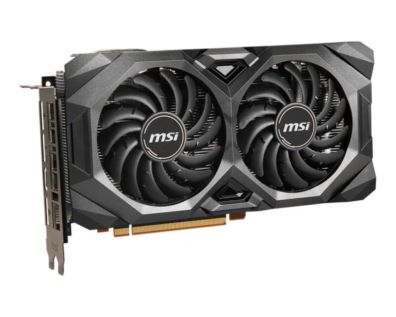 VGA AMD MSI Radeon RX 5700 XT MECH OC 8GB GDDR6 Tin hoc Dai Viet 1