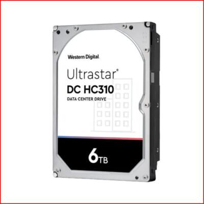 Western Digital Ultrastar HC310 6TB Tin hoc Dai Viet