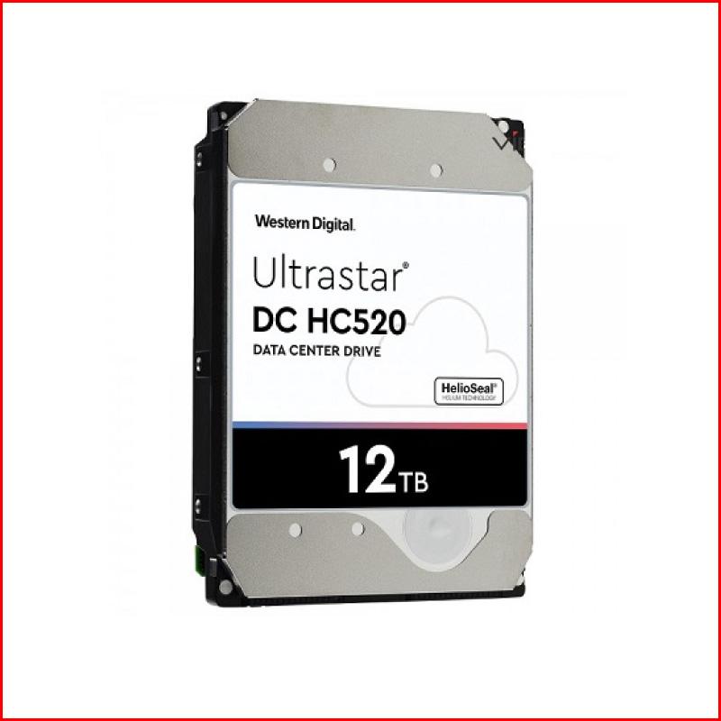 Western Digital Ultrastar HC520 12TB Tin hoc Dai Viet