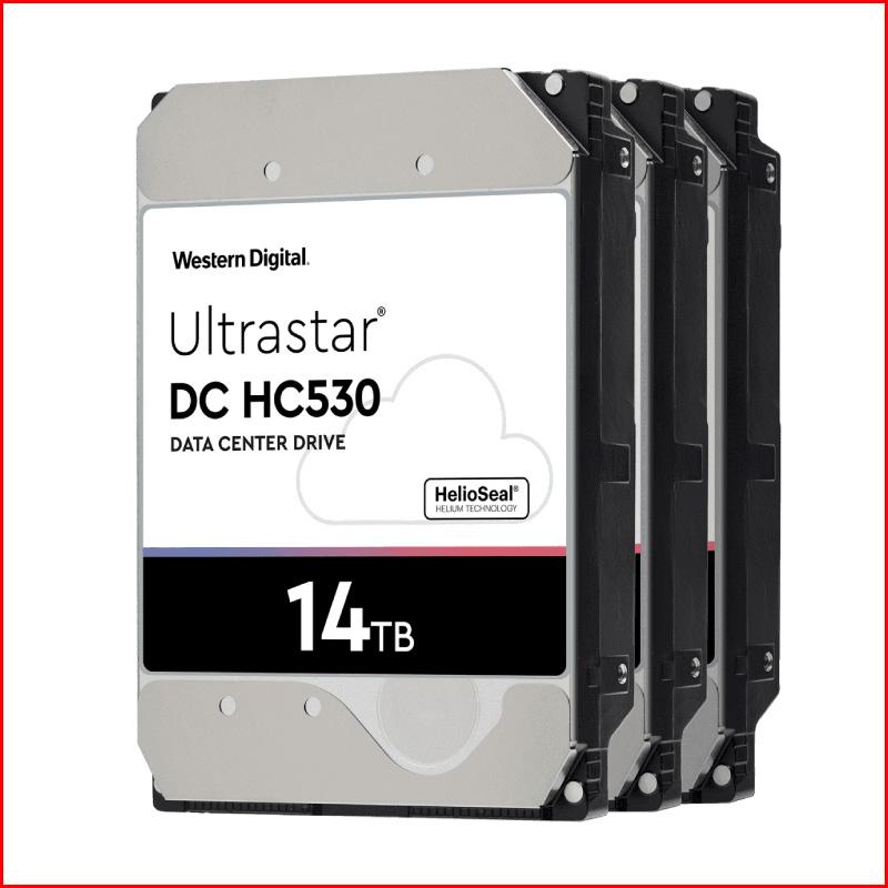 Western Digital Ultrastar HC530 14TB Tin hoc Dai Viet