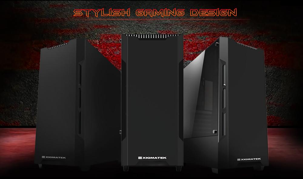 Case Vỏ máy tính Xigmatek Nmesis 1