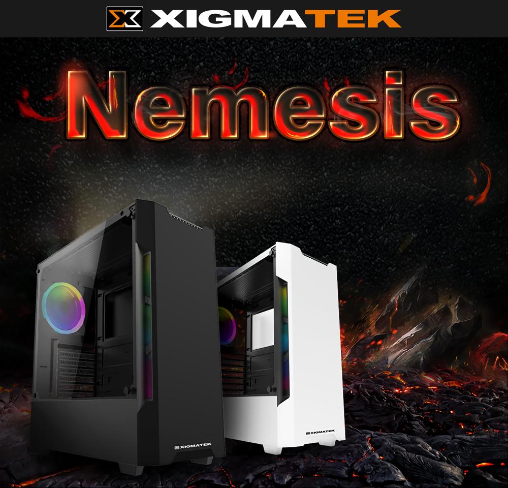 Case Vỏ máy tính Xigmatek Nmesis