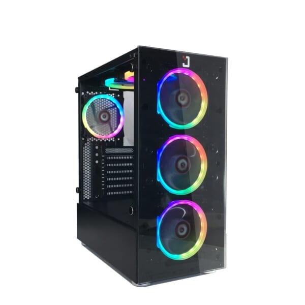 Thùng máy Case máy tính Jetek G9010 for Game