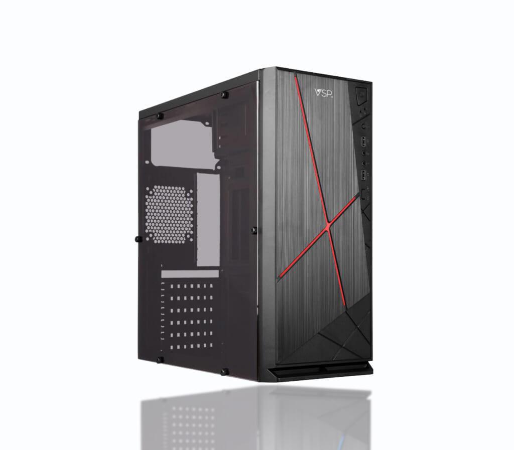 Thùng máy tính Case Vision VSP 3009 Tin học Đại Việt 2