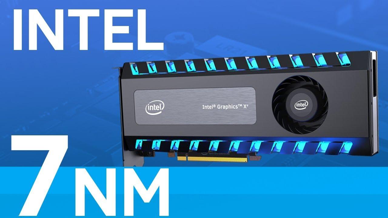 intel 7nm trên Intel Graphics XE Tin hoc Dai Viet