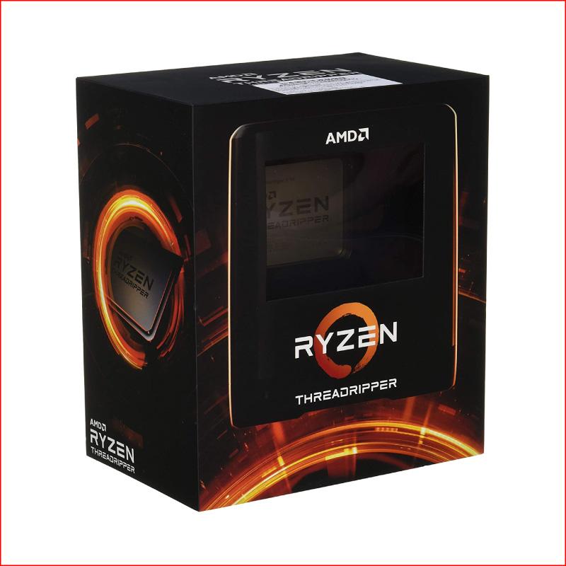 AMD Ryzen Threadripper 3960X vỏ hộp Tin học Đại Việt 1