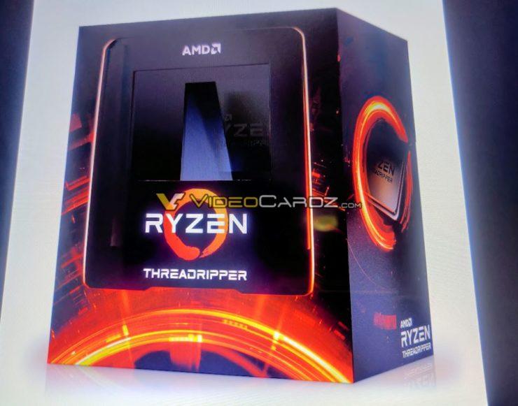 AMD Ryzen Threadripper 3960X vỏ hộp Tin học Đại Việt