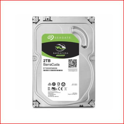 Ổ cứng HDD Seagate BarraCuda 2TB tin hoc dai viet