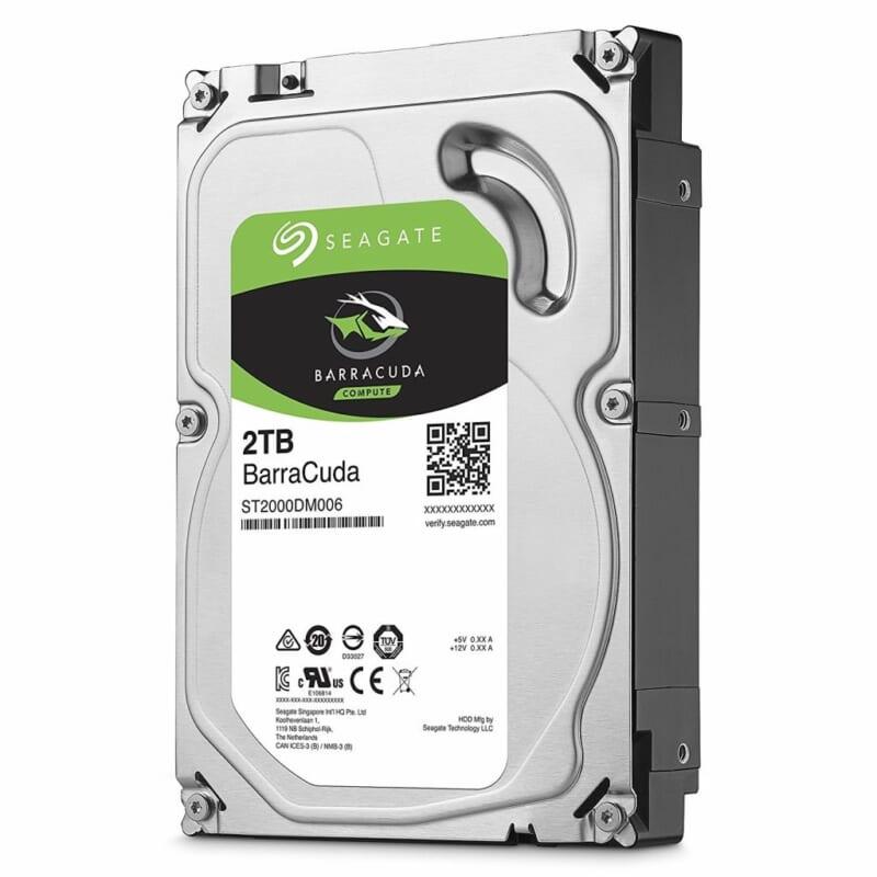 Ổ cứng HDD Seagate BarraCuda 2TB tin hoc dai viet 2