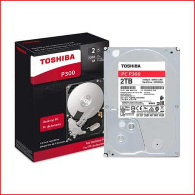 Ổ cứng HDD Toshiba P300 2 TB tin hoc dai viet_1
