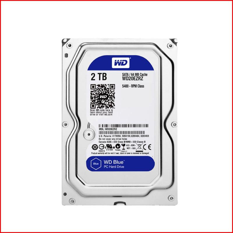 Ổ cứng HDD WD Blue 2TB tin hoc dai viet