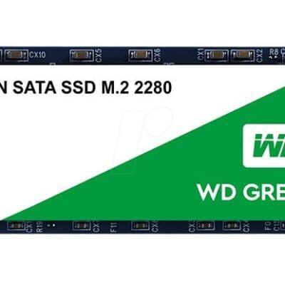 Ổ cứng SSD Western Digital Green M2 240GB - BH 3 năm tin hoc dai viet