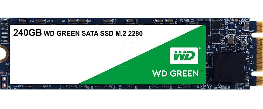 Ổ cứng SSD Western Digital Green M2 240GB tin hoc dai viet 1