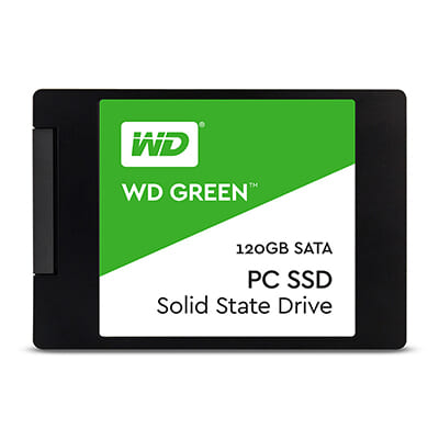 Ổ cứng SSD Western Digital SSD WD Green 120GB - WDS120G2G0A tin hoc dai viet