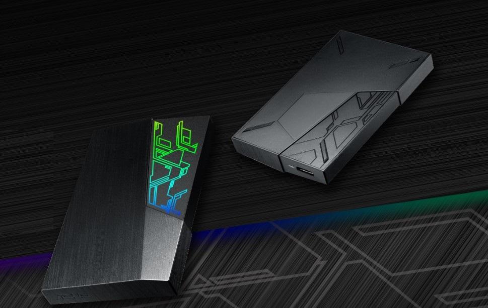 Ổ cứng di động HDD Asus FX Aura Sync RGB tin hoc dai viet 1