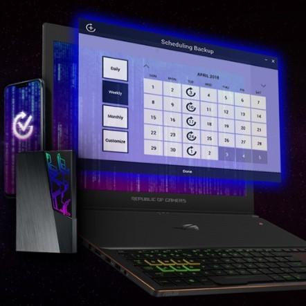 Ổ cứng di động HDD Asus FX Aura Sync RGB tin hoc dai viet 3