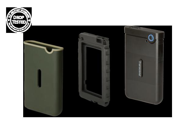Ổ cứng di động HDD Transcend Slim StoreJet 25M3S tin hoc dai viet 5