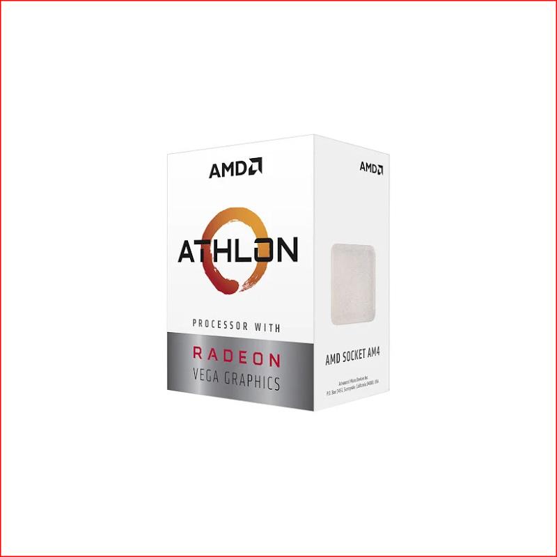 AMD Athlon 3000G Tin hoc Dai Viet
