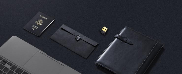 Bộ chuyển đổi USB Wifi chuẩn N TPlink TL-WN725N tin hoc dai viet 1