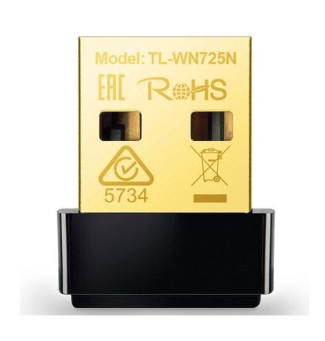 Bộ chuyển đổi USB Wifi chuẩn N TPlink TL WN725N tin hoc dai viet 2