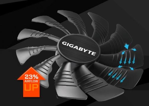 Card màn hình VGA Gigabyte RX570 4G D5 Gaming tin hoc dai viet 1