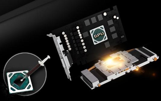 Card màn hình VGA Radeon RX570 4G D5 Asrock Phantom Gaming D tin hoc dai viet 7